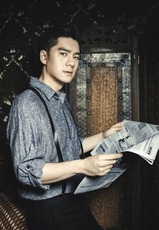 Zhang Lu China Actor