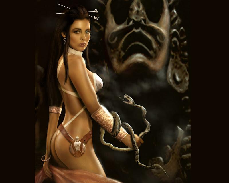 Magick Of Holy Magian, Fantasy Girls 2