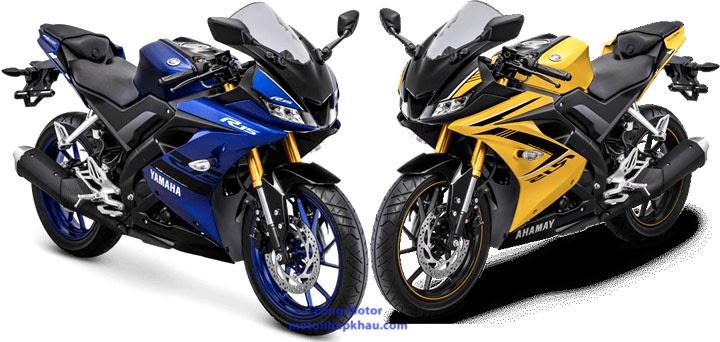 Yamaha R15 V3 2018