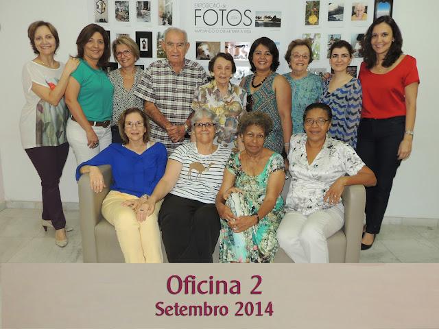 Oficina 2 - Setembro 2014
