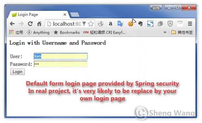 Java-based Spring mvc configuration - with Spring security | Code