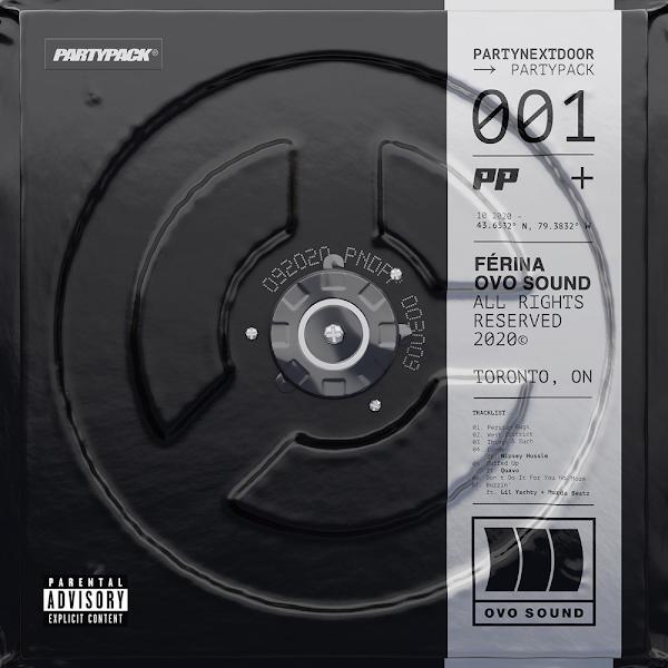 PARTYNEXTDOOR - PARTYPACK Cover