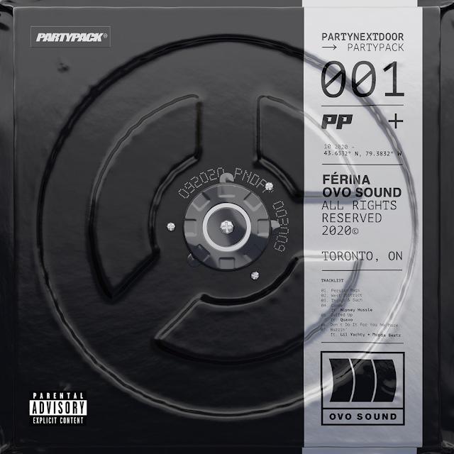 PARTYNEXTDOOR - PARTYPACK (Album) [iTunes Plus AAC M4A]