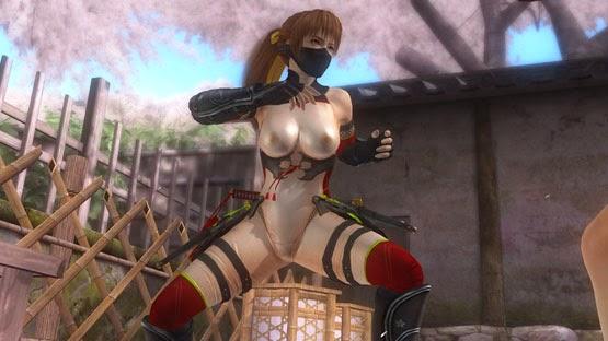 DOA5 Nude Mod-Kasumi Ninja Fury 18+ - Mod
