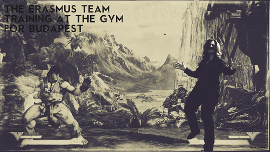 Erasmus at the Gym5