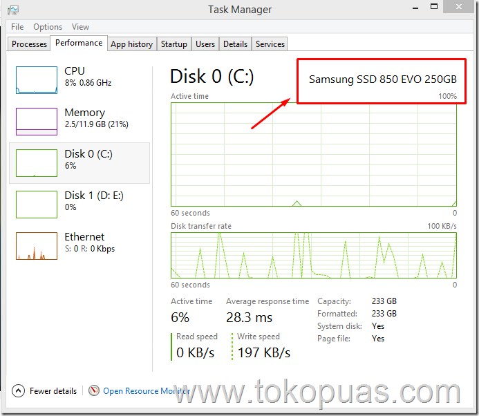 cara check keaslian samsung SSD