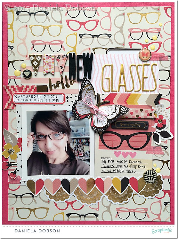 New Glasses by Daniela Dobson