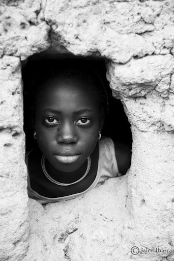 África tiene rostro de mujer Primeros pasos