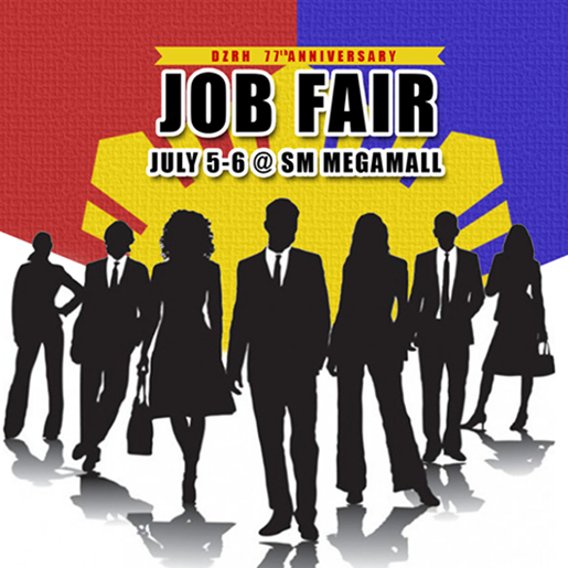 Job Fair July 5-6, 2016