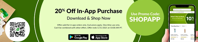 Edit: new 20% off coupon that works for mobile app users only - https://www.iherb.com/?rcode=KCH375&pcode=SHOPAPP Expires on the 31st of may.