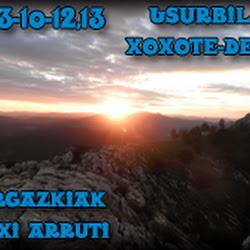 Patxi Arruti-Xoxote