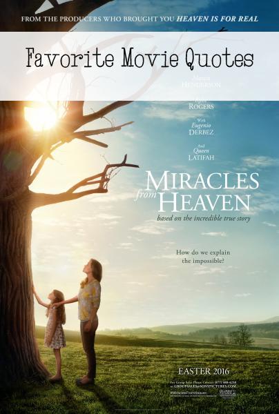 Miracles from Heaven - Phép lạ từ Thiên Đường