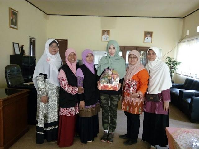 BPKK PKS kunjungi Camat Cikarang timur