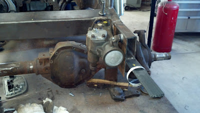 FJ40 Saginaw Power Steering