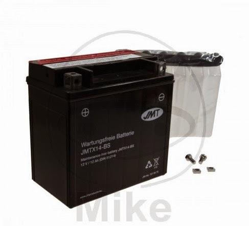 JMT Batterie wartungsfrei DRBIG SR43 / DR650 SP43