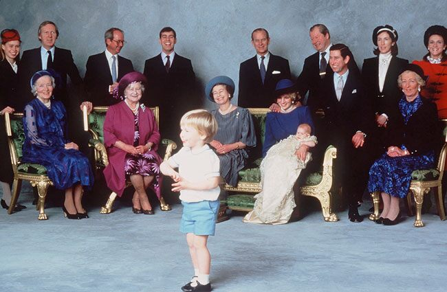 Prince William's Hilarious and Endearing Childhood Nickname for the Queen