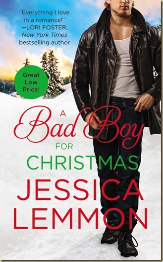 A Bad Boy for Christmas by Jessica Lemmon - Thoughts in Progress