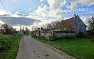 Le hameau de Barisseuse.