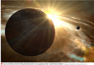 Scientists Discover 24 Planets With Conditions More Suitable For Life Than Earth