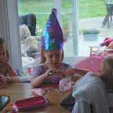 Aha! Ik krijg NOG een verjaardagsfeestje!