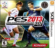 Pro Evolution Soccer 2013 3D   Nintendo 3DS