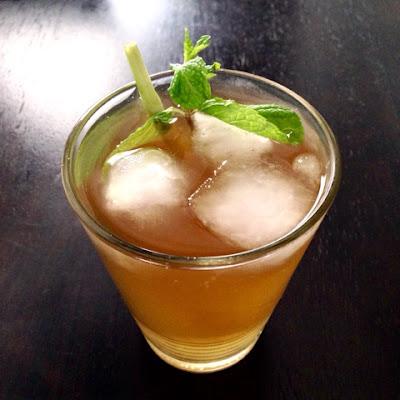 Ginger-Lemongrass Green Tea