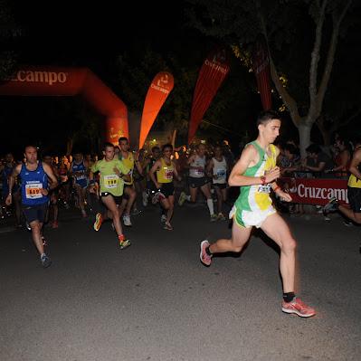 Carrera de Piedrabuena 2012 - Carrera