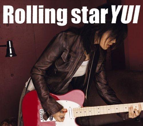 Rolling star Single, YUI