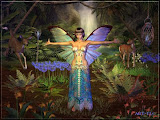Heavenly Fairy Of Life