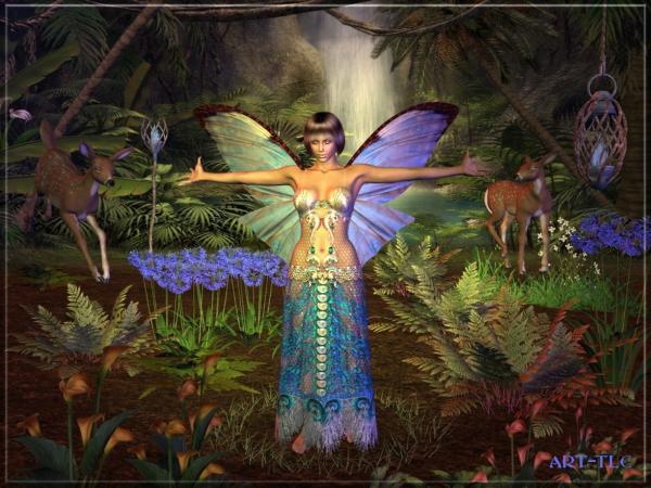 Heavenly Fairy Of Life, Fairies 2