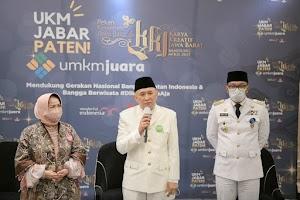Gernas Bangga Buatan Indonesia Jabar Resmi Diluncurkan Libatkan 14.500 UMKM