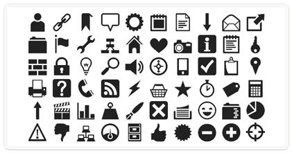 Font chữ dùng làm icon CSS3