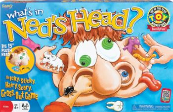 What's In Ned's Head?
