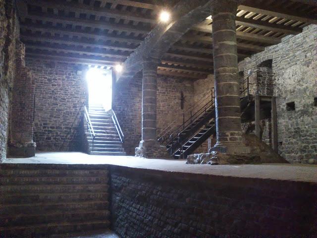 Calabozos del Castillo
