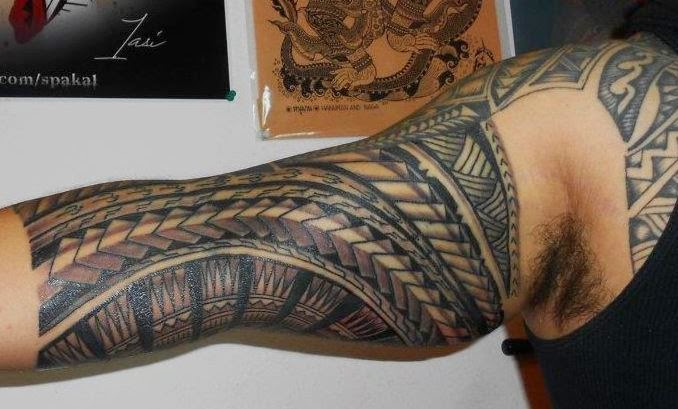 Inner Biceps Tattoos