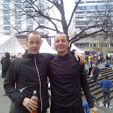 Berliner Halbmarathon 06.04.2008