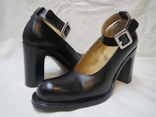 Gianni Barbato Chunky Heels