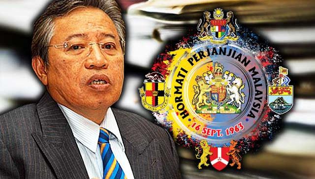 Abang Johari Umum Hak Sarawak Yang Akan Dikembalikan Selasa Ini