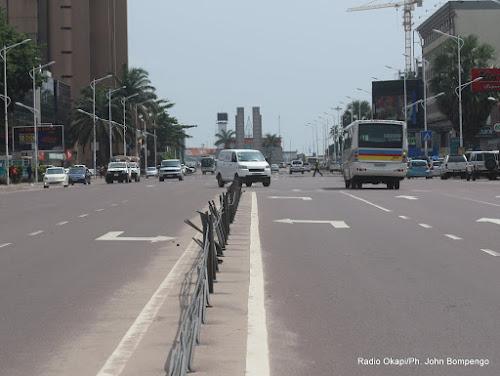 Kinshasa des bandits arm s braquent un bureau de change - Bureau de change boulevard des capucines ...