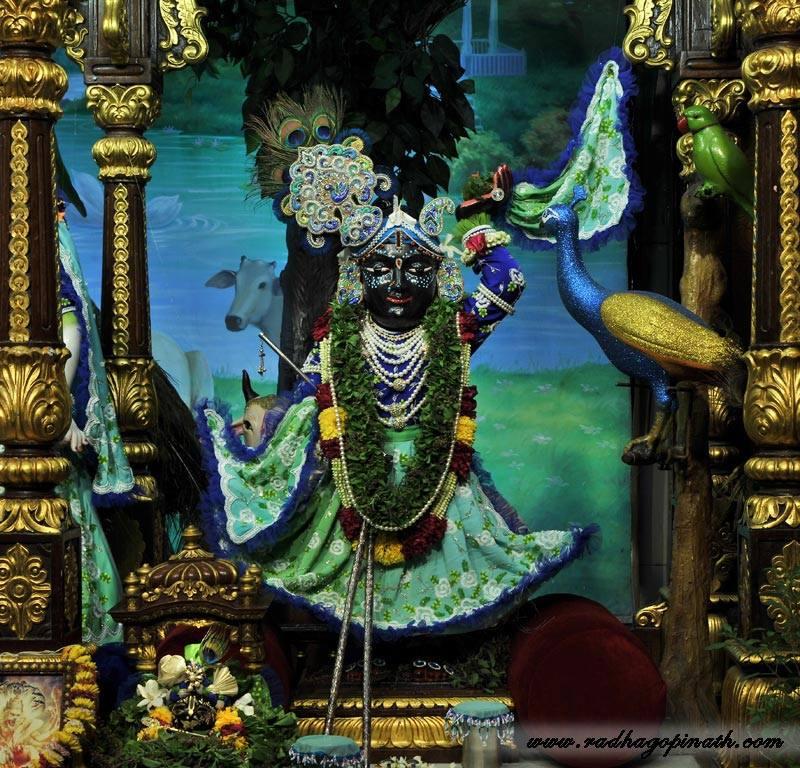 ISKCON Chowpatty Deity Darshan 22 Jan 2016 (10)