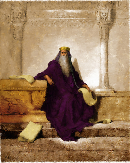 Old King Solomon, King Solomon