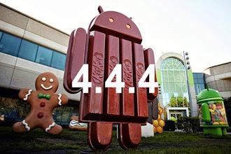 Google publica Android 4.4.4 para corregir vulnerabilidad OpenSSL