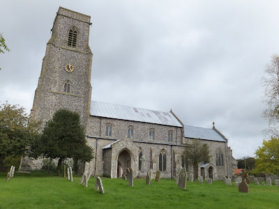 St Botolphs church, Trunch