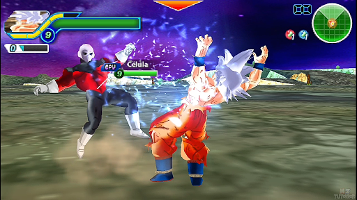 SAIUU ! O Novo Dragon Ball Tenkaichi Tag Team MOD ULTIMATE WARRIORS - DBZ  BT3 Para ANDROID (PPSSPP)