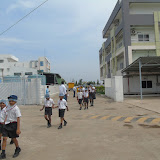 Field trip to Dolphin foods Pvt. Ltd. for group-I and III (Grade - I, II, VII, VIII) on 19th Septemb