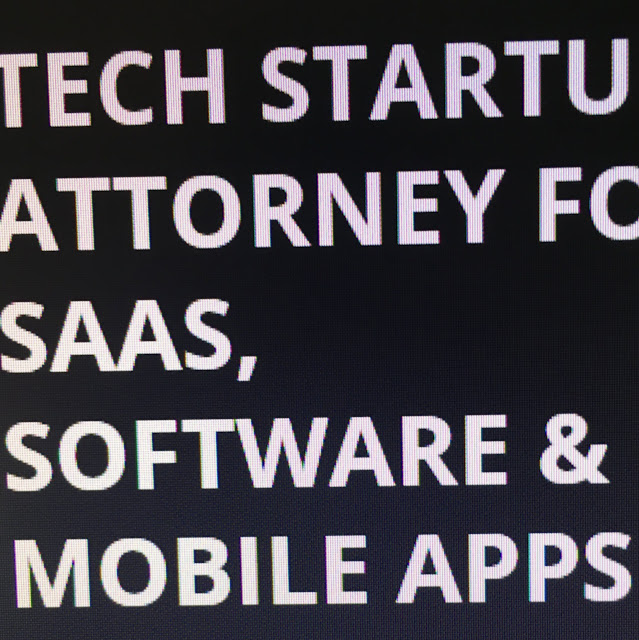 Saas Lawyer Tech Startup Attorney Google