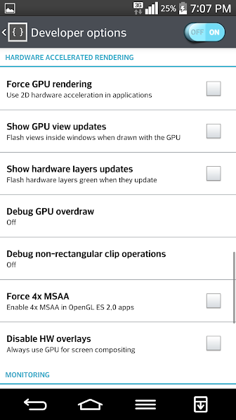 Here is more screenshots of the official Android 4.4 ...