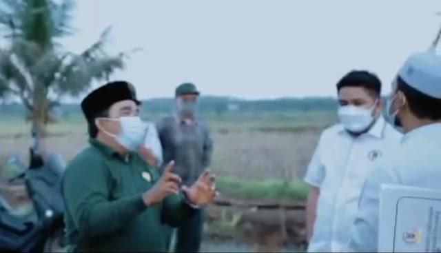 Petani Sungai Danau Tanah Bumbu Mengadu ke Wakil Ketua DPRD Kalsel