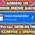 BAIXAR AMONG US COM MENU 2020.09.09 (Android)