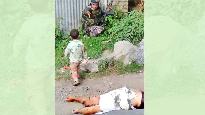 Terrorist attack on CRPF in Sopore Jammu and Kashmir kpn